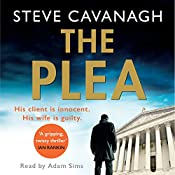 The Plea | Steve Cavanagh