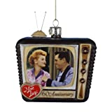 """Kurt Adler """"I Love Lucy"""" Glass TV Ornament for sale  Delivered anywhere in USA"""