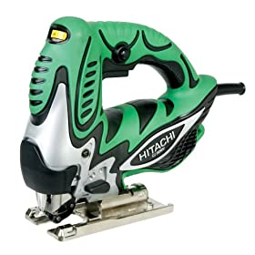 Hitachi CJ110MV 5.8 Amp Top Handle Variable Speed Jig Saw