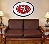 Fan Creations San Francisco 49ers 46 inch Logo Wall Art
