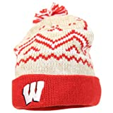 Adidas NCAA Pom Top Cuffed Winter Ski Knit Hat by adidas