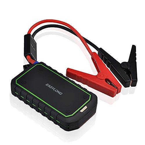 No te pierdas Arrancador coche multifuncional con batería externa, linterna LED y puerto USB de carga VicTsing