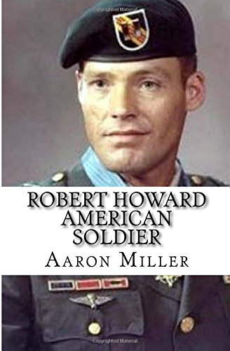 Robert Howard American Soldier