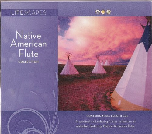 Lifescapes: Native American Flute Collection (2-CD Set)