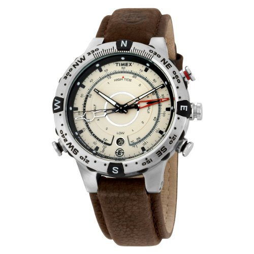 Timex Men's T45601 Expedition E-Instruments Compass Tide Temperature Watch