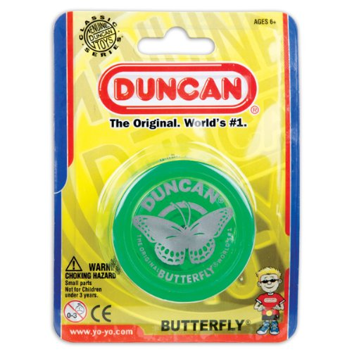 Duncan BUTTERFLY YO-YO (colors may vary)