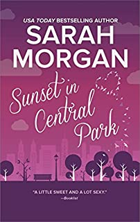Book Cover: Sunset in Central Park