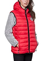 Geographical Norway Chaleco Vedette (Rojo)