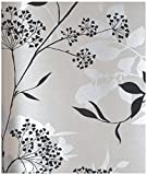 CJS Non Woven Wallpaper (28506, 10 Meter x 21 inches, Grey)