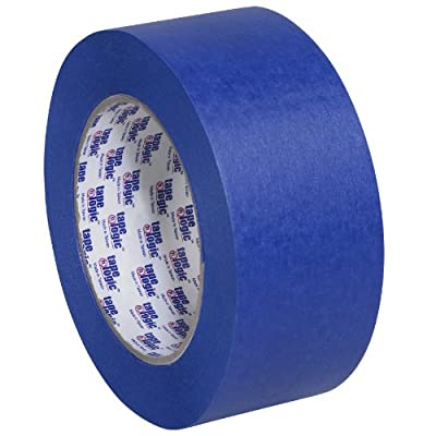 "Tape Logic T9373000 Painter's Tape, 60 yds Length x 2"" Width, Blue (Case of 24)"