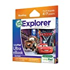 LeapFrog LeapPad Ultra eBook: Disney Pixar Cars 2