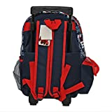 Ruz Disney Big Hero 6 Roller Backpack