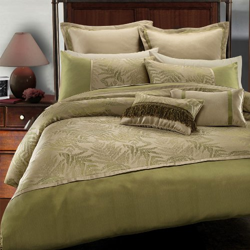 Egyptian Bedding Jennifer 7PC California King Size Duvet covers set