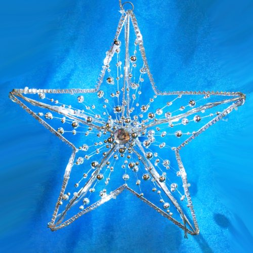 11″ Battery Operated LED Lighted Star Christmas