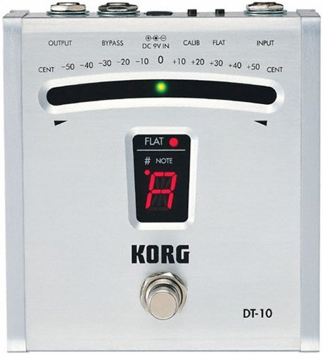 Korg DT-10 Digital Tuner