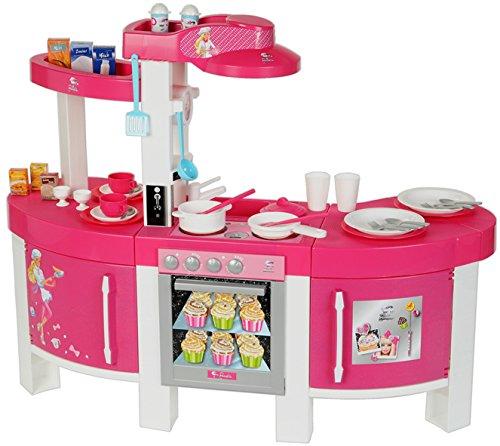 Theo Klein 9500 – Barbie Küche mit Sound kaufen