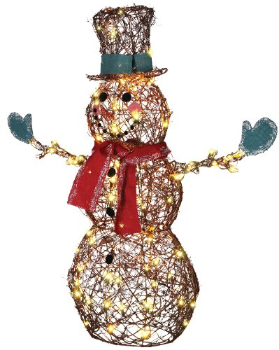 Gemmy Inflatable Snowman front-89891