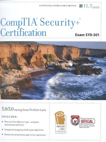 CompTIA Security+ Certification: Exam SYO-301 [With CDROM]