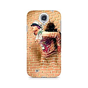 Mobicture Girl Abstract Premium Designer Mobile Back Case Cover For Samsung S4 back cover,Samsung S4 back cover 3d,Samsung S4 back cover printed,Samsung S4 back case,Samsung S4 back case cover,Samsung S4 cover,Samsung S4 covers and cases