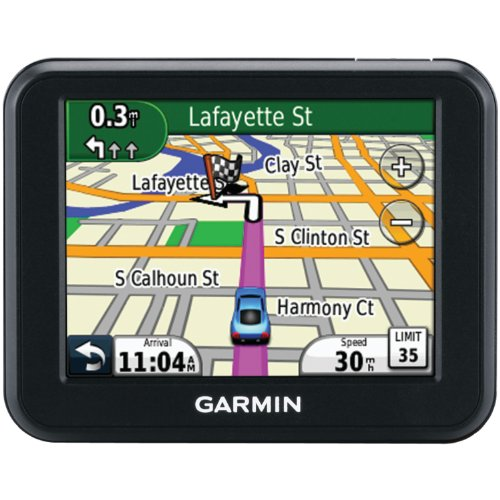 Garmin Nüvi 30 3.5-Inch Portable Gps Navigator (Us Only) (Discontinued By Manufacturer) front-684122