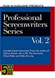 img - for Professional Screenwriter Series Vol. II by Mark Steven Johnson (2005-05-01) book / textbook / text book