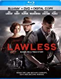 Lawless (Blu-ray + DVD + Digital Copy)