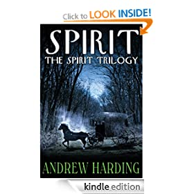 Spirit (The Spirit Trilogy)