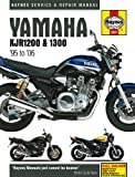 Haynes Manual for Yamaha XJR1200 and XJR1300 (95 - 06) Including an AA Microfibre Magic Mitt