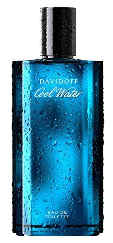Cool Water By Davidoff For Men. Eau De Toilette Spray 2.5 Ounces