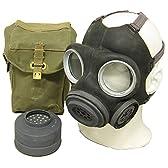 イギリス軍M45ガスマスク バッグ付き