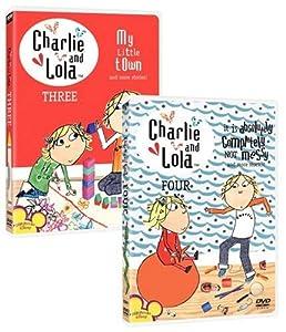 Amazon Com Charlie Amp Lola Volumes 3 Amp 4 Morgan Gayle
