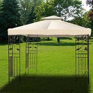Amazon Com 8x8 Ft Garden Canopy Gazebo Replacement Top