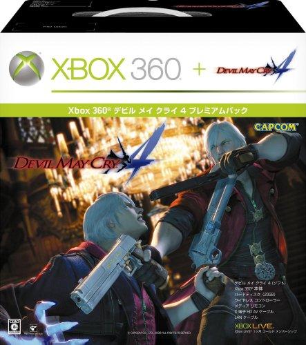 Xbox 360 デビル メイ クライ 4 プレミアムパック