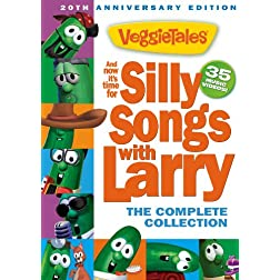 Veggie Tales: & Now It's Time for Silly Songs With
