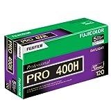 Fujifilm-16326119-Fujicolor-Pro-120-400H-Color-Negative-Film-ISO-400-5-Roll-Pro-Pack-GreenWhitePurple