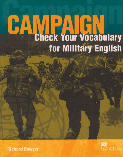 Campaign English for the Military 1 Workbook