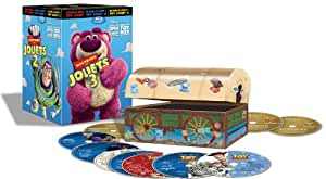 The Toy Story Trilogy: Ultimate Toy Box Collection / Collection Coffret à Jouets Par Excellence [Blu-ray + DVD + Digital Copy] (Bilingual)