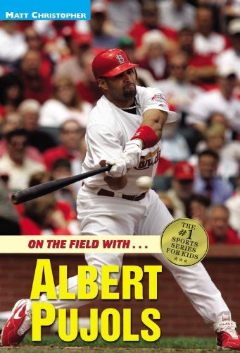 Sporting Goods Stores Albert Pujols: On the Field with. (Matt Christopher Sports Bio Bookshelf)