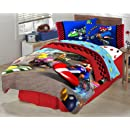 Super Mario The Race Is On Sheet Set Twin