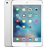 SIMフリー Apple iPad mini 4 Wi-Fi+Cellular 64GB 香港版 4G LTE A1550 (シルバー)