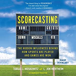 Scorecasting Audiobook