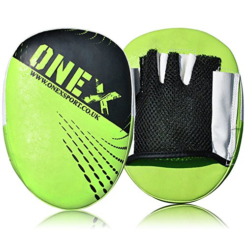 onex-focus-pads-hook-jab-mitts-kickboxing-curved-pads-blue-mma