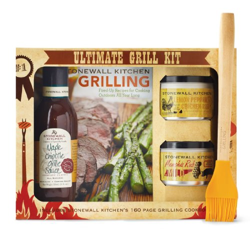 Stonewall Kitchen Ultimate Grill Kit