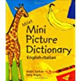 Milet Mini Picture Dictionary: English-Italian