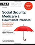 img - for Social Security, Medicare & Government Pensions: Get the Most Out of Your Retirement & Medical Pensions book / textbook / text book