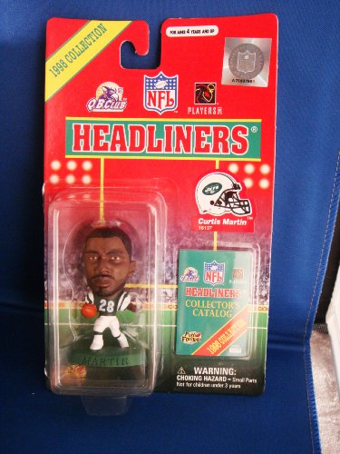 Headliners Curtis Martin 1998 Collection - 1