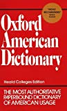 img - for Oxford American Dictionary book / textbook / text book