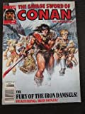 img - for The Savage Sword of Conan the Barbarian Vol. 1, No. 179 book / textbook / text book