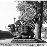 Camel Form Bench at Embankment (V&A Custom Print)