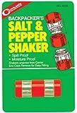 Coghlans Salt and Pepper Shaker - Transparent